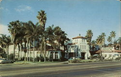 Entrance to Carlsbad Hotel By the Sea