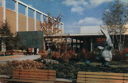 Northland Shopping Center Postcard