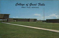 College of Great Falls