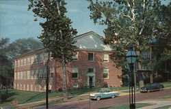 Marietta College Petroleum Building