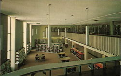 Cumberland County Library Postcard