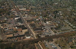 Airview of Metuchen
