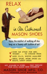 Mason Shoe Mfg. Co.