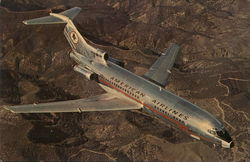American Airlines 727 Astrojet