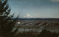 North Fort Lewis and Mt. Rainier