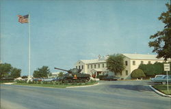 Ft. Hood and III Corps Headquarters