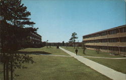 New Barracks Fort Jackson, SC Postcard