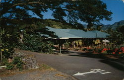 Waioli Tea Room, Manoa Valley