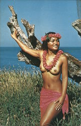 Maile - Polynesian Beauty