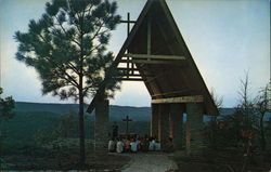 Camp Sumatanga - Creel Memorial Chapel on Chandler Mountain