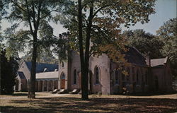 St. Stephen's Episcopal Church Postcard