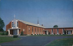 Saint Bridget Church and Parish Hall, Moodus-Leesville Road