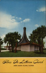 Gloria Dei Lutheran Church Postcard