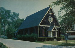 Holy Advent Episcopal Church Postcard