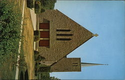 St. Joseph's Catholic Church Postcard