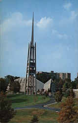 The Maguire Memorial Carillon Tower The First Presbyterian Church