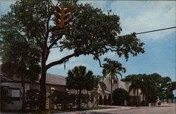 St. Mark's Episcopal Church Postcard
