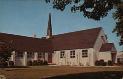 St. Martin's In-The-Field Episcopal Church Postcard