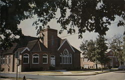 St. John's Methodist Church, Pine & Poplar Sts.