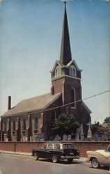 Old St. Peter's Episcopal Church