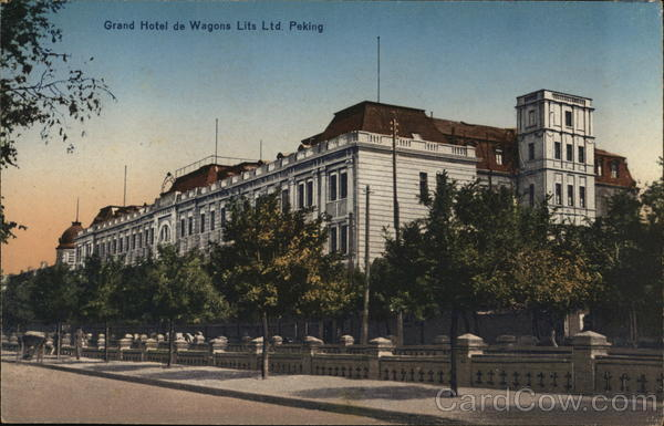 Grand Hotel de Wagons Lits Ltd.