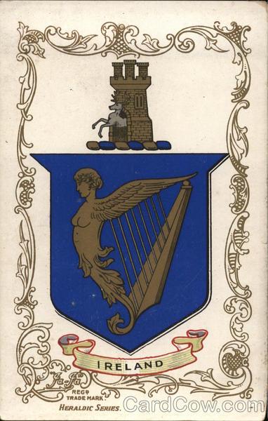 Ireland Harp