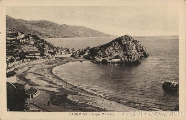 Capo Mazzaro