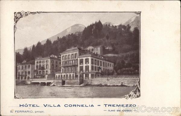 Hotel Villa Cornelia