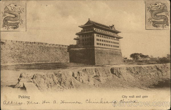 City Wall and Gate