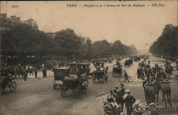 Avenue Bois-de-Boulogne