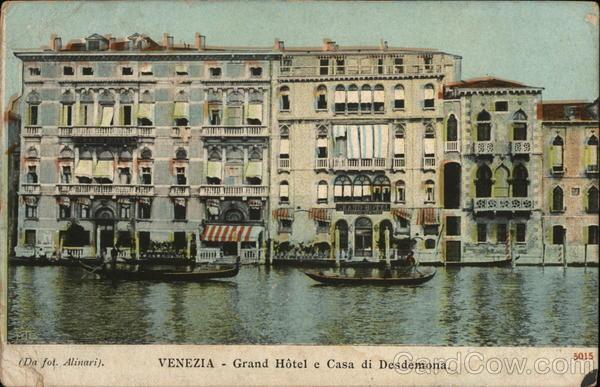 Grand Hotel e Casa di Desdemona