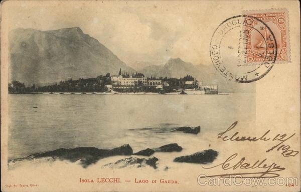 Isola Lecchi, Lago di Guarda