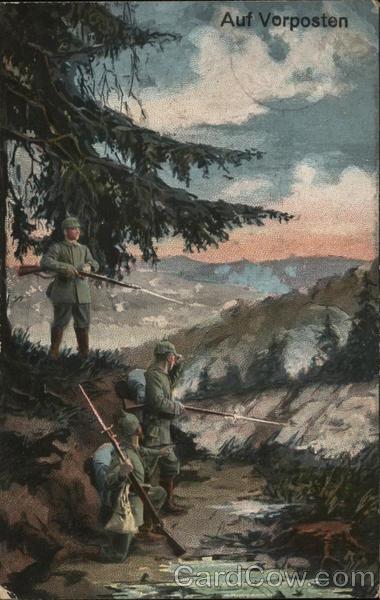 Auf Vorposten (At the Outpost)