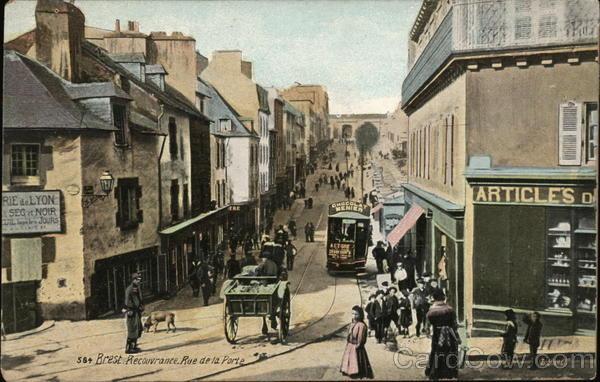 Rue de la Porte