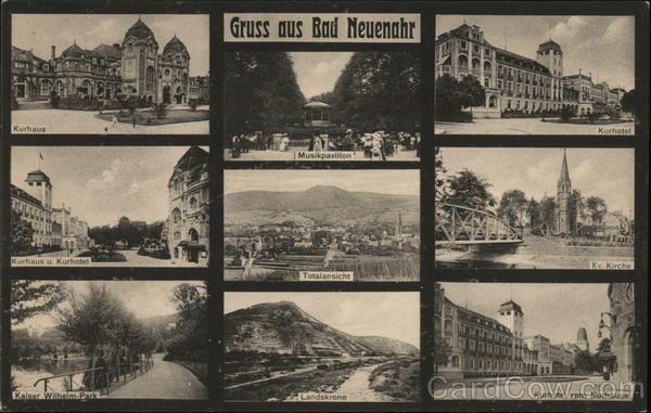 Greetings from Bad Neuenahr