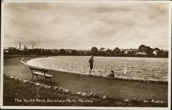 The Yacht Pond, Barshaw Park