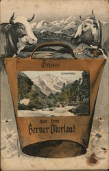Gruesse aus den Berner Oberland (Greetings from the Bernese Oberland)