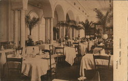 Hotel Paris - Dining Room