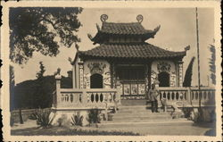 1931 Buddhist temple, Cemetery Indohina War
