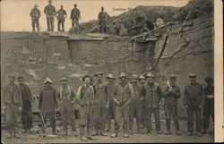 Men at Surface Mine