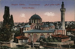 Mosque Kahrie Constantinople