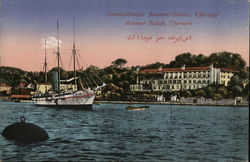 Constantinople, summer Palace