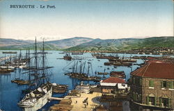 Beyrouth - Harbour