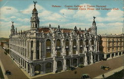 National Opera House and Gallego's Club