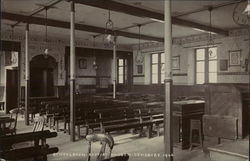 Schoolroom, Baptist Church, Dewsbury 1906