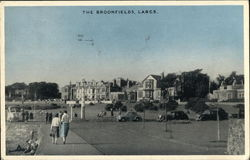 The Broomfields, Largs