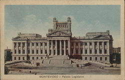Montevideo - Palacio Legislativo (Parliament)