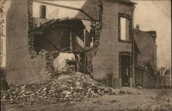 WWI Destruction