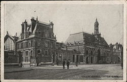 Valenciennes - The station