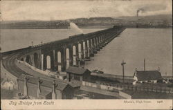 Tay Bridge from South Postcard